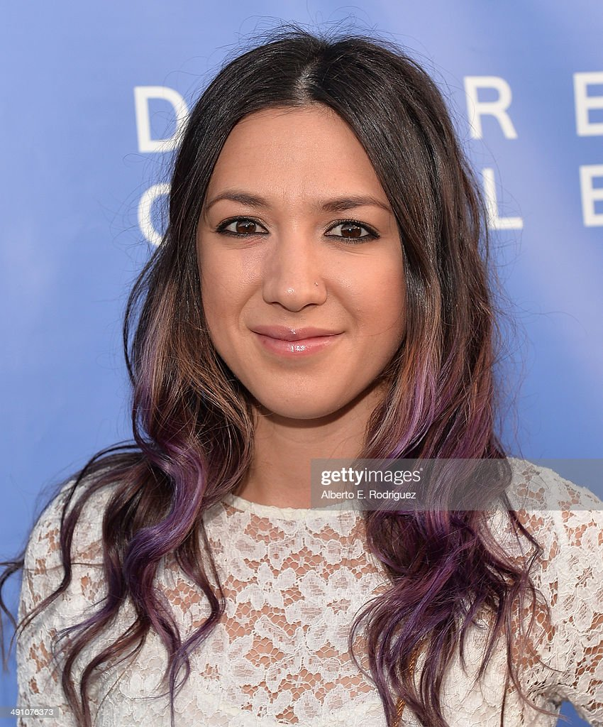 Singer <a gi-track='captionPersonalityLinkClicked' href=/galleries/search?phrase=Michelle+Branch&family=editorial&specificpeople=209165 ng-click='$event.stopPropagation()'>Michelle Branch</a> attends the opening of The De Re Gallery on May 15, 2014 in Los Angeles, California.