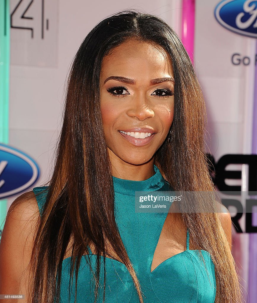 Singer Michelle Williams attends the 2014 BET Awards at Nokia Plaza L.A. LIVE on June 29, 2014 in Los Angeles, California.
