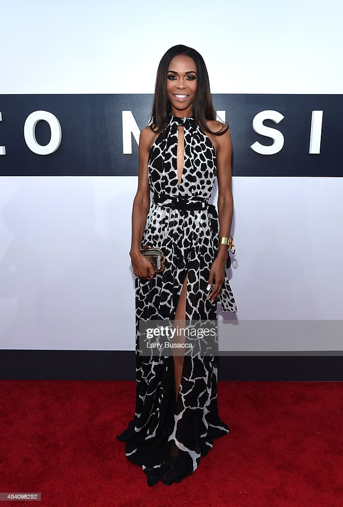 Singer Michelle Williams attends the 2014 MTV Video Music Awards at The Forum on August 24 2014 in Inglewood California
