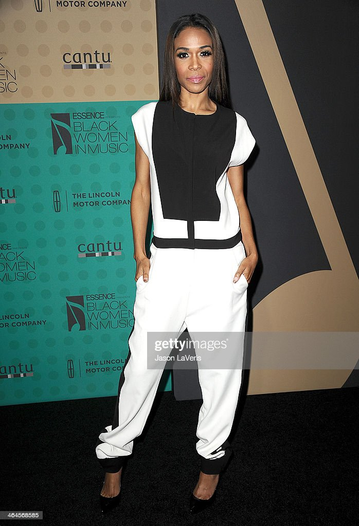 Singer Michelle Williams attends the 5th annual Essence Black Women In Music event at 1 OAK on January 22, 2014 in West Hollywood, California.