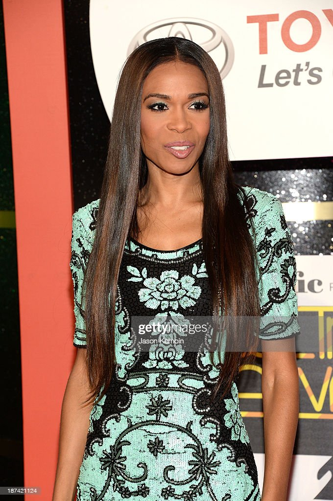 Singer Michelle Williams attends the Soul Train Awards 2013 at the Orleans Arena on November 8, 2013 in Las Vegas, Nevada.