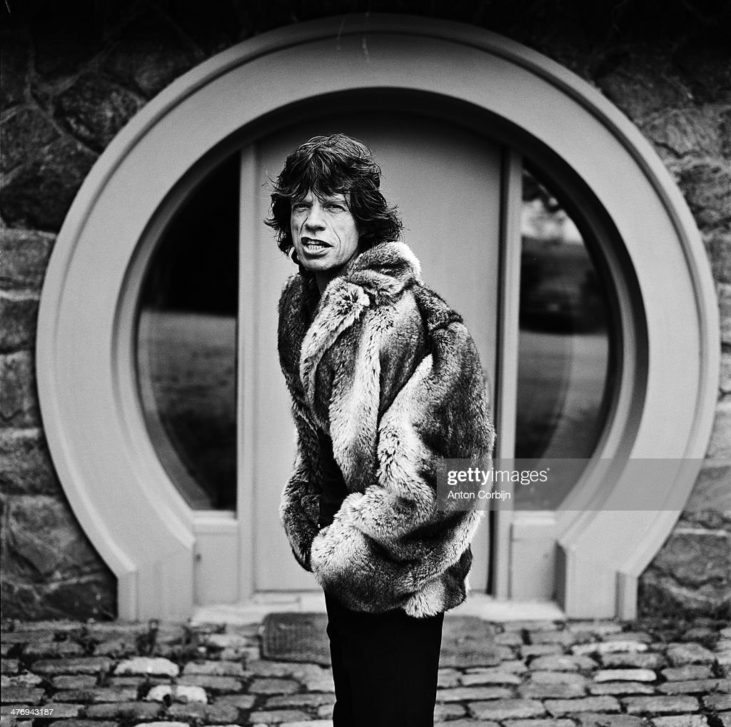 Singer <a gi-track='captionPersonalityLinkClicked' href=/galleries/search?phrase=Mick+Jagger&family=editorial&specificpeople=201786 ng-click='$event.stopPropagation()'>Mick Jagger</a> is photographed for Rolling Stones on June 27, 1994 in Toronto, Ontario.