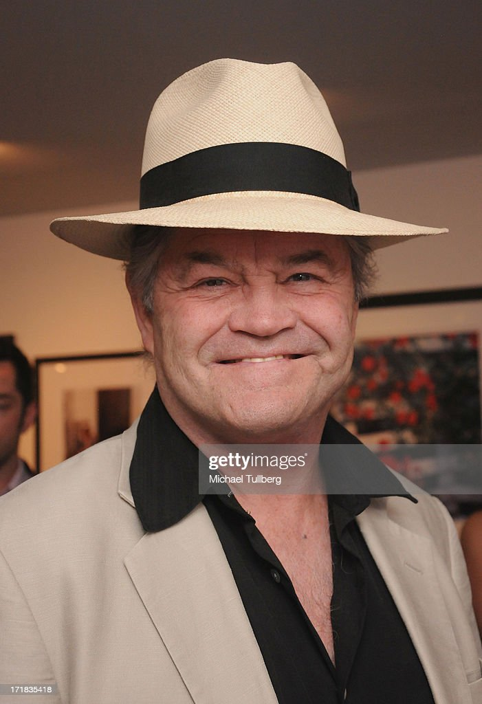 Singer Mickey Dolenz attends an exhibition of photographer Pattie Boyd's photographs entitled 'Pattie Boyd: Newly Discovered' at Morrison Hotel Gallery on June 28, 2013 in West Hollywood, California.