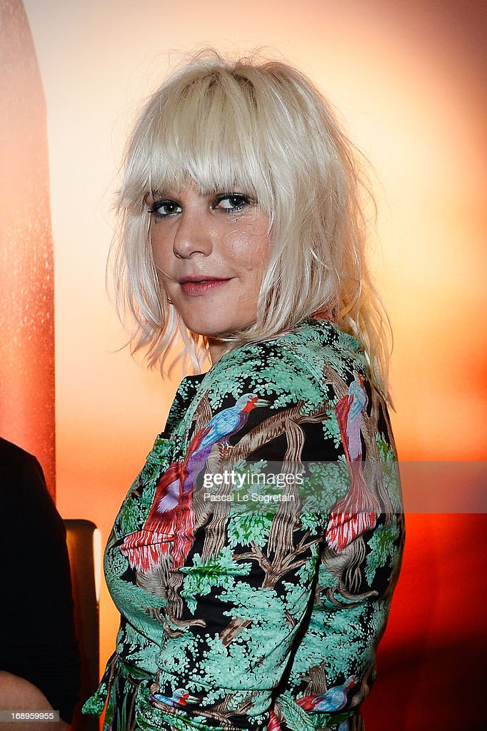 Singer Micky Green attends the L'Or Sunset Showcase with Micky Green for L'Oreal during The 66th Annual Cannes Film Festival on May 17, 2013 in Cannes, France.