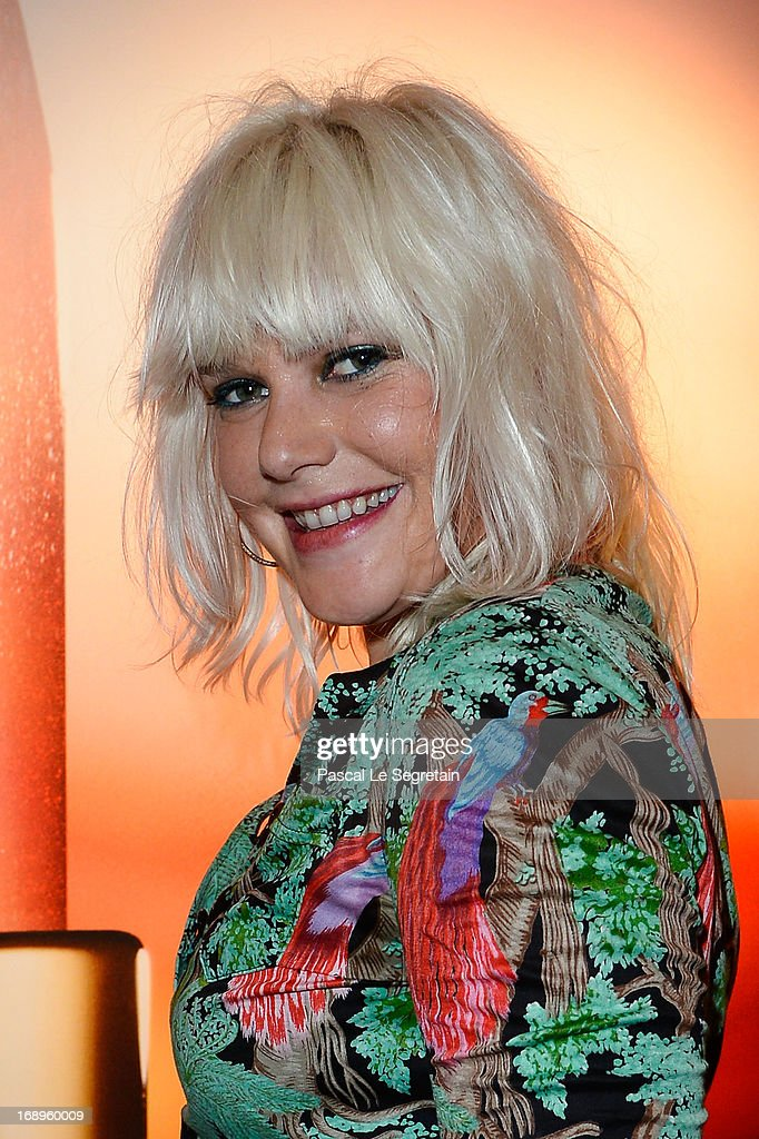 Singer Micky Green attends the L'Or Sunset Showcase with Micky Green for L'Oreal during The 66th Annual Cannes Film Festival at the Hotel Martinez on May 17, 2013 in Cannes, France.