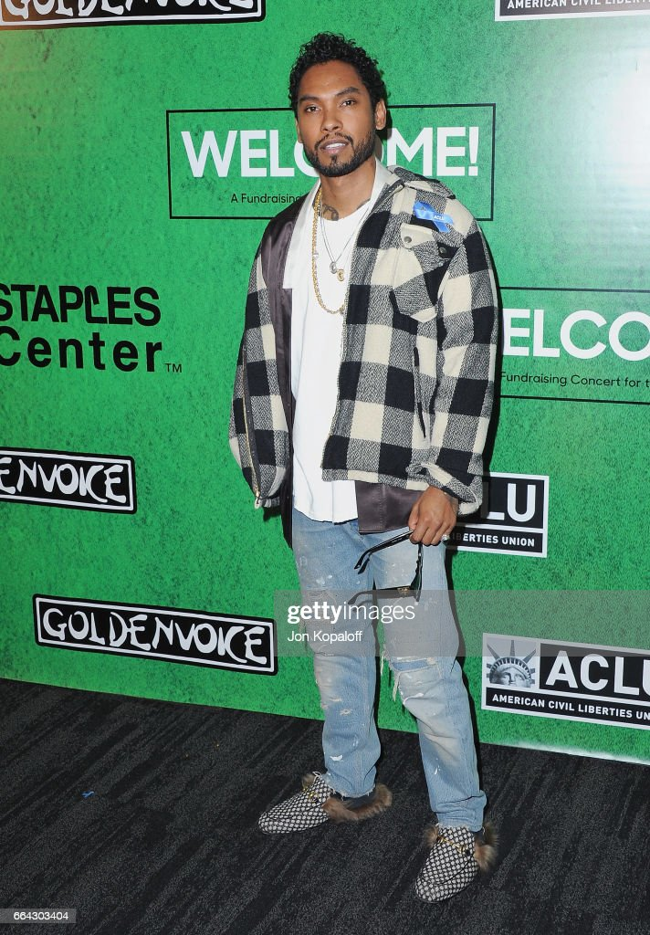 Zedd Presents WELCOME! - Fundraising Concert Benefiting The ACLU - Arrivals