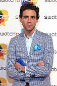 Singer Mika attends the Swatch Party at Isola di San Giorgio on May 30 2013 in Venice Italy