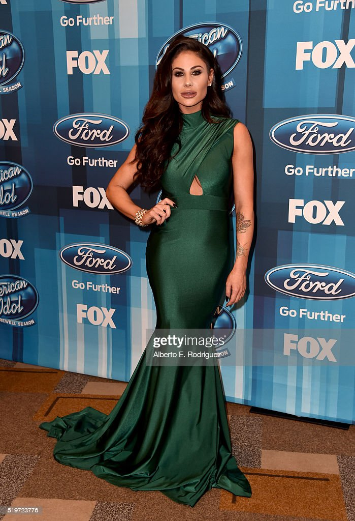 Singer Mikalah Gordon attends FOX's 'American Idol' Finale For The Farewell Season at Dolby Theatre on April 7, 2016 in Hollywood, California.