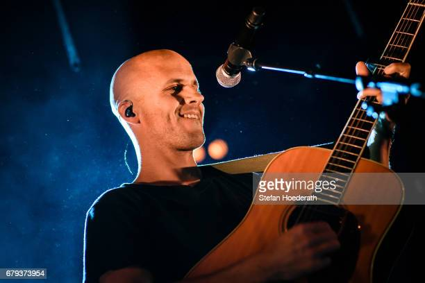 Singer Milow performs live on stage during a concert at Astra on May 5 2017 in Berlin Germany