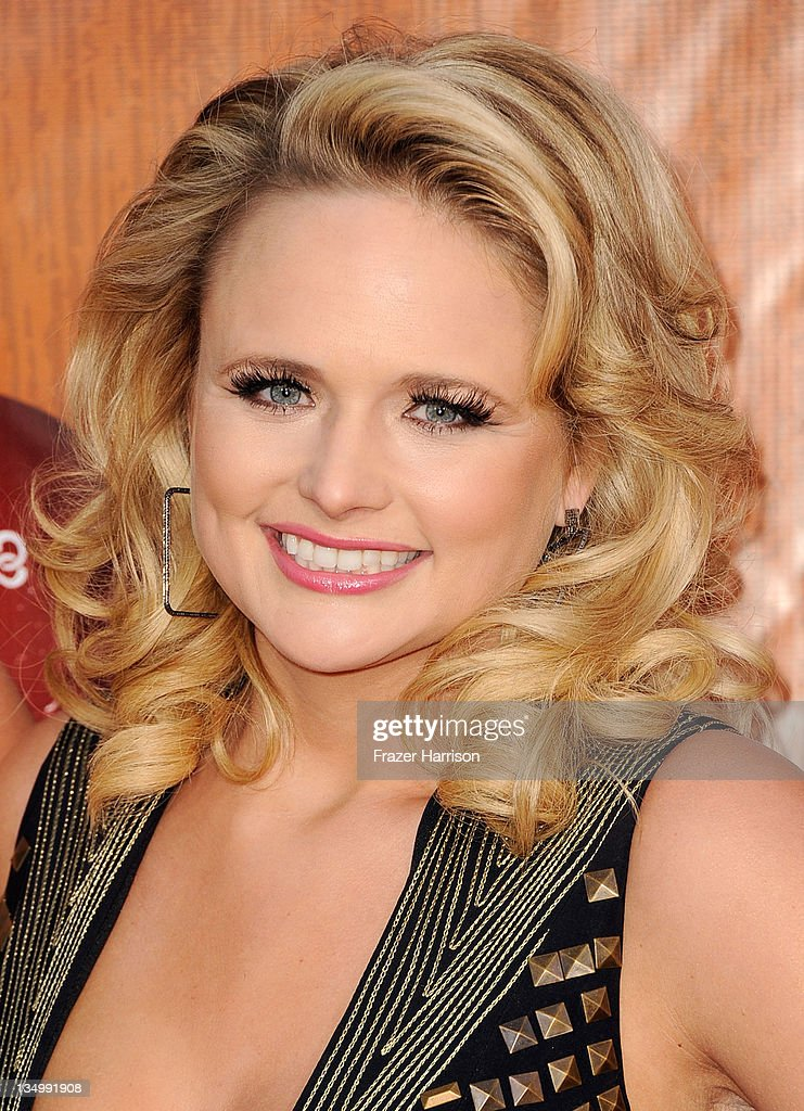 Singer <a gi-track='captionPersonalityLinkClicked' href=/galleries/search?phrase=Miranda+Lambert&family=editorial&specificpeople=571972 ng-click='$event.stopPropagation()'>Miranda Lambert</a> arrives at the American Country Awards 2011 at the MGM Grand Garden Arena on December 5, 2011 in Las Vegas, Nevada.