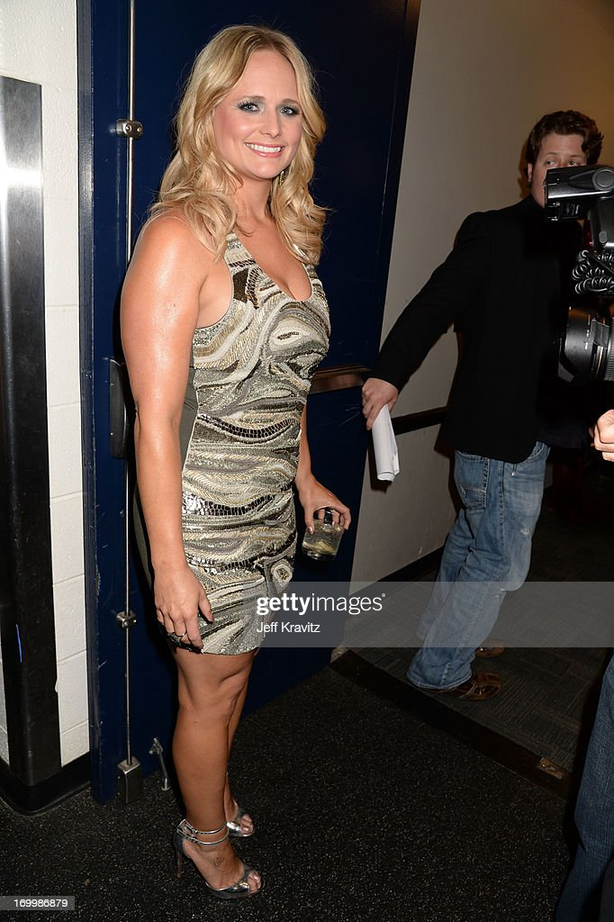 Singer <a gi-track='captionPersonalityLinkClicked' href=/galleries/search?phrase=Miranda+Lambert&family=editorial&specificpeople=571972 ng-click='$event.stopPropagation()'>Miranda Lambert</a> attends the 2013 CMT Music Awards at the Bridgestone Arena on June 5, 2013 in Nashville, Tennessee.