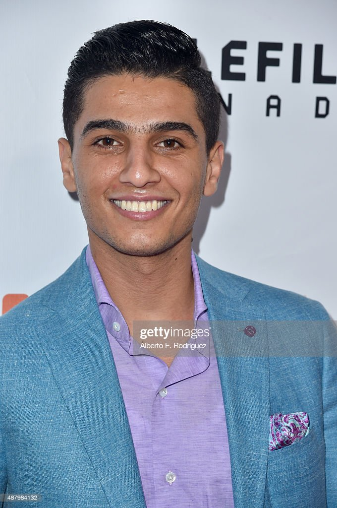 Singer <a gi-track='captionPersonalityLinkClicked' href=/galleries/search?phrase=Mohammed+Assaf&family=editorial&specificpeople=10886300 ng-click='$event.stopPropagation()'>Mohammed Assaf</a> attends the 'Legend' premiere during the 2015 Toronto International Film Festival at Roy Thomson Hall on September 12, 2015 in Toronto, Canada.