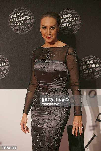 Singer Monica Naranjo attends the '62nd Premio Planeta' Literature Awards the most valuable literature award in Spain with 601000 euros for the...
