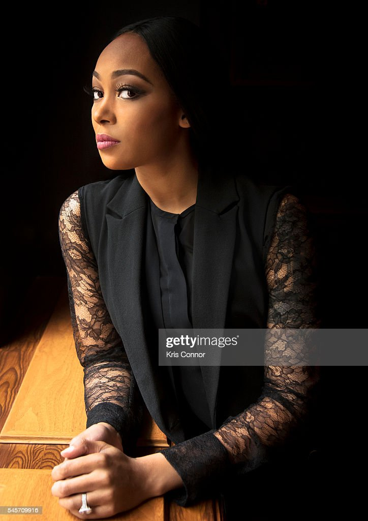 Singer Monica poses for a portrait during the Stand With Songwriters Advocacy Day ASCAP Foundation Roundtable in the Dirksen Senate Office Building...