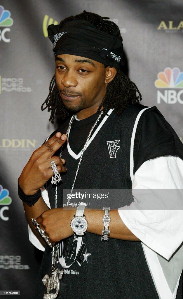 Singer Murphey Lee attends The 2003 Radio Music Awards at the Aladdin Casino Resort October 27, 2003 in Las Vegas, Nevada.