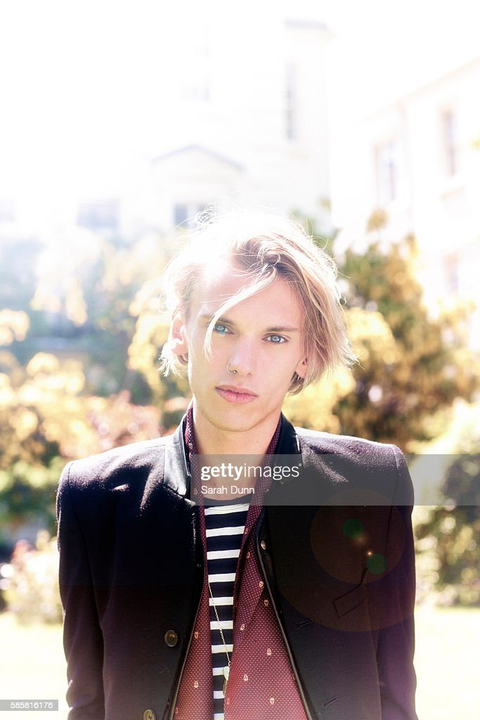 Jamie Campbell Bower, Marie Claire UK, July 1, 2013