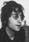 Singer musician and songwriter John Lennon circa 1970