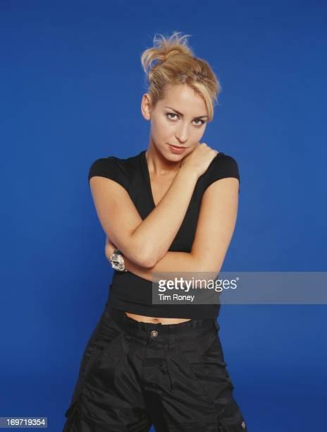Singer Natalie Appleton of EnglishCanadian girl group All Saints circa 1995