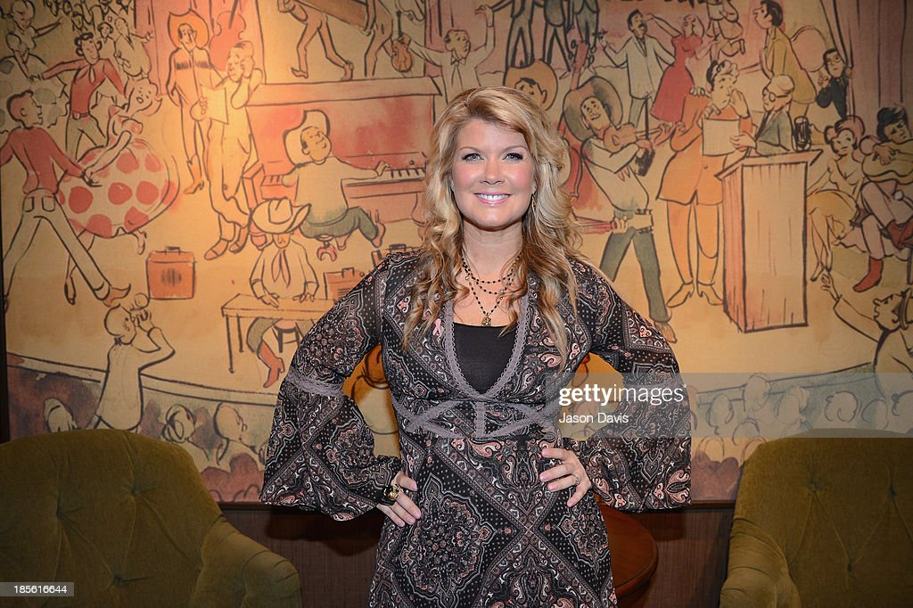 Singer Natalie Grant appears during the 5th annual Opry Goes Pink show at The Grand Ole Opry on October 22, 2013 in Nashville, Tennessee.