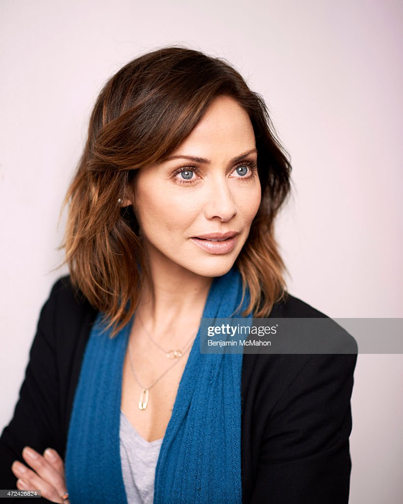Singer Natalie Imbruglia is photographed for the Telegraph on March 25, 2014 in London, England.