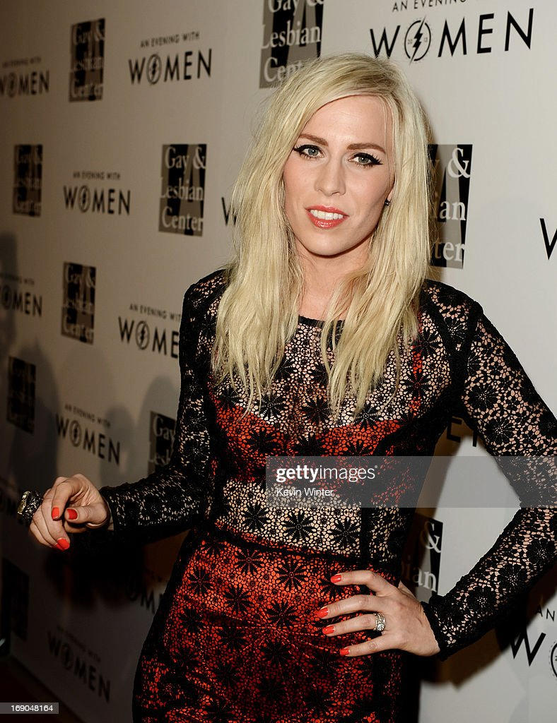 Singer Natasha Bedingfield arrives at An Evening With Women benefiting The L.A. Gay & Lesbian Center at the Beverly Hilton Hotel on May 18, 2013 in Beverly Hills, California.