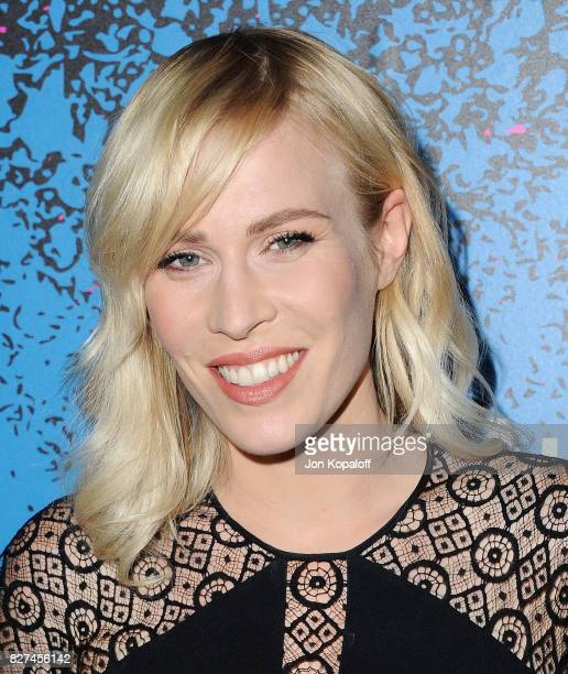 Singer Natasha Bedingfield arrives at 'Carpool Karaoke The Series' On Apple Music Launch Party at Chateau Marmont on August 7 2017 in Los Angeles...