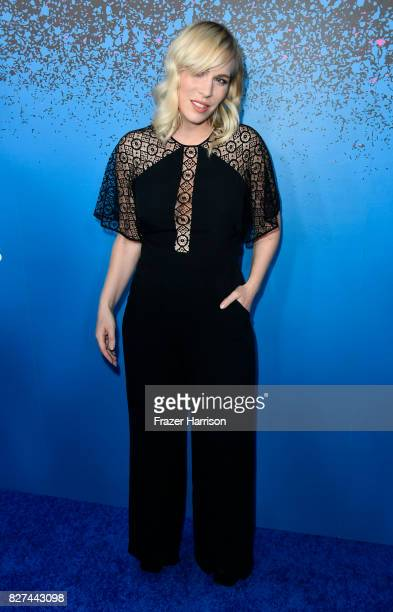 Singer Natasha Bedingfield attends 'Carpool Karaoke The Series' On Apple Music Launch Party at Chateau Marmont on August 7 2017 in Los Angeles...