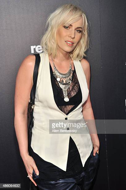 Singer Natasha Bedingfield attends Republic Records private PostVMA celebration at Ysabel on August 30 2015 in West Hollywood California
