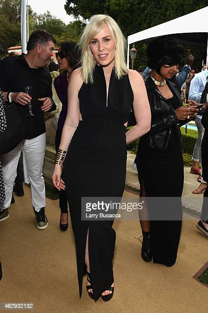 Singer Natasha Bedingfield attends Roc Nation and Three Six Zero PreGRAMMY Brunch 2015 at Private Residence on February 7 2015 in Beverly Hills...