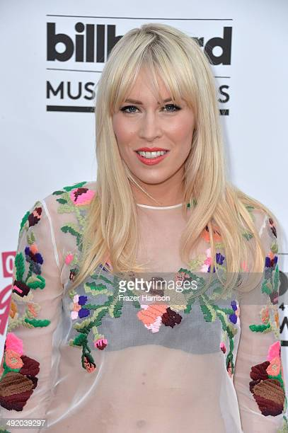 Singer Natasha Bedingfield attends the 2014 Billboard Music Awards at the MGM Grand Garden Arena on May 18 2014 in Las Vegas Nevada