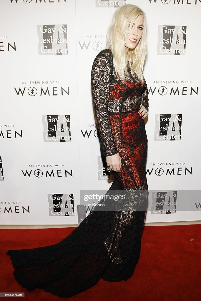 Singer Natasha Bedingfield attends the L.A. Gay & Lesbian Center's 2013 'An Evening With Women' Gala at The Beverly Hilton Hotel on May 18, 2013 in Beverly Hills, California.