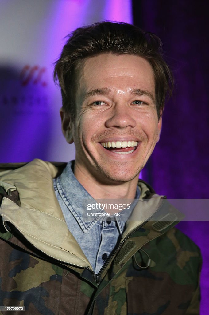 Singer <a gi-track='captionPersonalityLinkClicked' href=/galleries/search?phrase=Nate+Ruess&family=editorial&specificpeople=6897270 ng-click='$event.stopPropagation()'>Nate Ruess</a> of Fun. attends Brita at Sundance Film Festival on January 18, 2013 in Park City, Utah.