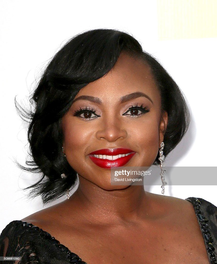 Singer Naturi Naughton attends the 47th NAACP Image Awards presented by TV One at Pasadena Civic Auditorium on February 5 2016 in Pasadena California