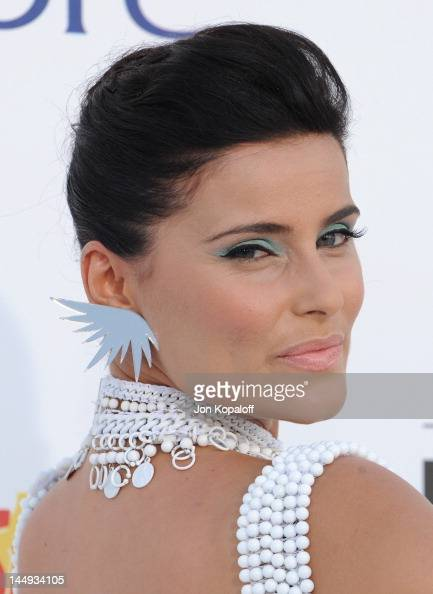 Singer Nelly Furtado arrives at the 2012 Billboard Music Awards held at the MGM Grand Garden Arena on May 20 2012 in Las Vegas Nevada