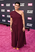 Singer Nelly Furtado attends the VH1 Hip Hop Honors All Hail The Queens at David Geffen Hall on July 11 2016 in New York City