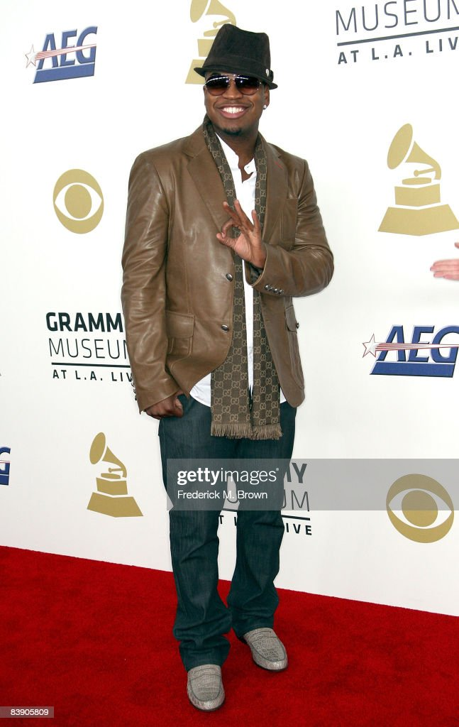 Singer Ne-Yo arrives at the Grammy Nominations concert live held at the Nokia Theatre LA Live on December 3, 2008 in Los Angeles, California.