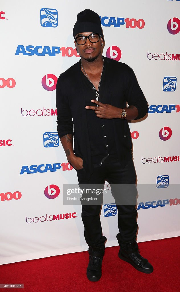 Singer <a gi-track='captionPersonalityLinkClicked' href=/galleries/search?phrase=Ne-Yo&family=editorial&specificpeople=451543 ng-click='$event.stopPropagation()'>Ne-Yo</a> attends the ASCAP 27th Annual Rhythm & Soul Music Awards at The Beverly Hilton Hotel on June 26, 2014 in Beverly Hills, California.