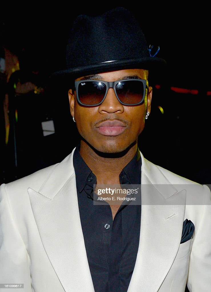 Singer <a gi-track='captionPersonalityLinkClicked' href=/galleries/search?phrase=Ne-Yo&family=editorial&specificpeople=451543 ng-click='$event.stopPropagation()'>Ne-Yo</a> attends the BET Music Matters Grammy Showcase on February 8, 2013 in Los Angeles, California.