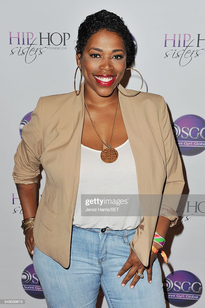 Singer Nicci Gilbert attends Women, Wealth, and Relationships presented by HIP HOP SISTERS during the 2016 BET Experience on June 25, 2016 in Los Angeles, California.
