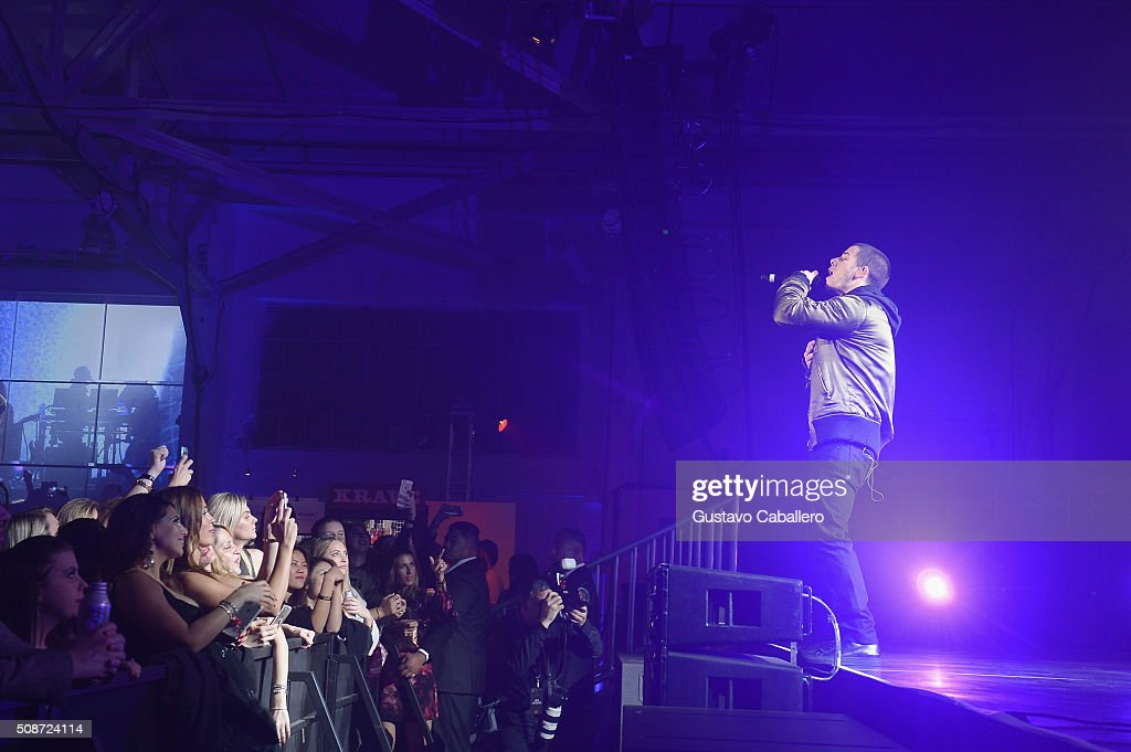 Singer Nick Jonas performs onstage during ESPN The Party on February 6, 2016 in San Francisco, California.