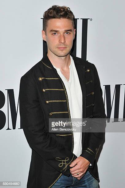 Singer Nick Noonan of Karmin attends the 64th Annual BMI Pop Awards at the Beverly Wilshire Four Seasons Hotel on May 10 2016 in Beverly Hills...