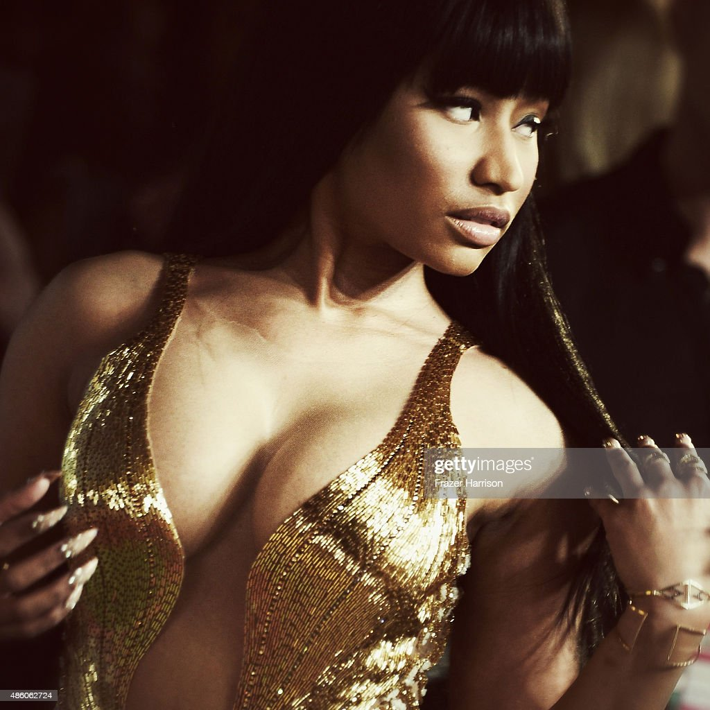 .Singer Nicki Minaj arrives at the 2015 MTV Video Music Awards at Microsoft Theater on August 30, 2015 in Los Angeles, California.