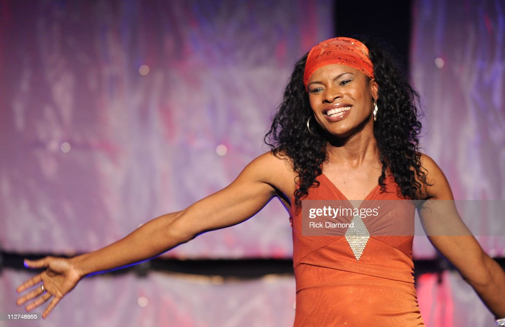 Singer <a gi-track='captionPersonalityLinkClicked' href=/galleries/search?phrase=Nicole+C.+Mullen&family=editorial&specificpeople=2661301 ng-click='$event.stopPropagation()'>Nicole C. Mullen</a> performs onstage at the 42nd Annual GMA Dove Awards at The Fox Theatre on April 20, 2011 in Atlanta City.