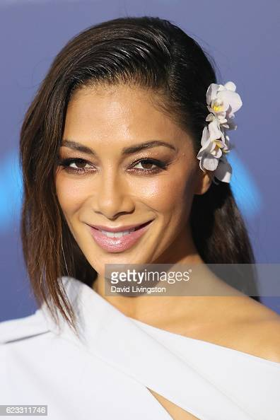 Singer Nicole Scherzinger arrives at the AFI FEST 2016 presented by Audi premiere of Disney's 'Moana' held at the El Capitan Theatre on November 14...