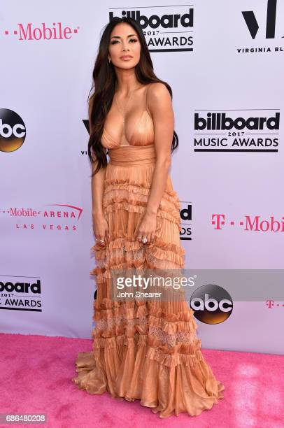 Singer Nicole Scherzinger attends the 2017 Billboard Music Awards at TMobile Arena on May 21 2017 in Las Vegas Nevada