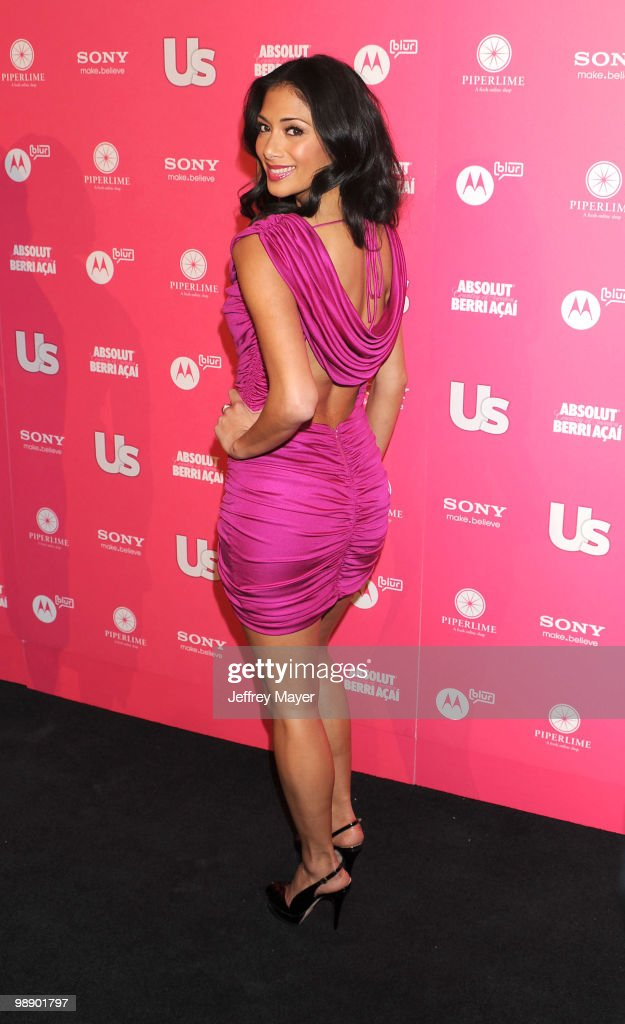 Singer Nicole Scherzinger attends the Us Weekly Hot Hollywood Style Issue Event at Drai's Hollywood on April 22, 2010 in Hollywood, California.