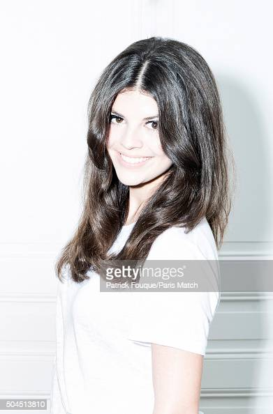 Singer Nikki Yanofsky is photographed for Paris Match on May 20 2014 in Paris France