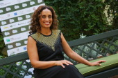 Singer Noa attends the 'Ischia Global Film Music Fest' press conference at Hotel De Russie on July 9 2014 in Rome Italy