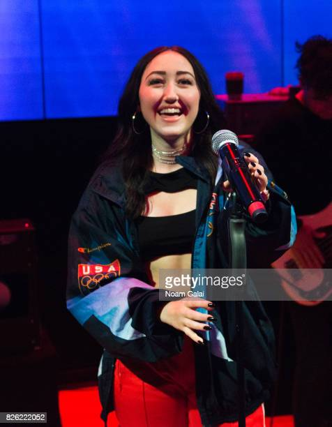 Singer Noah Cyrus performs at Samsung 837 on August 3 2017 in New York City