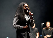 Noname Performs At The Wiltern